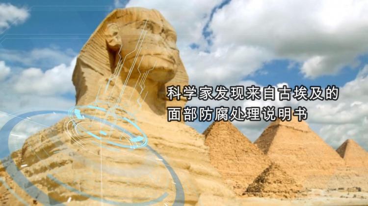 科学家发现来自古埃及的面部防腐处理说明书