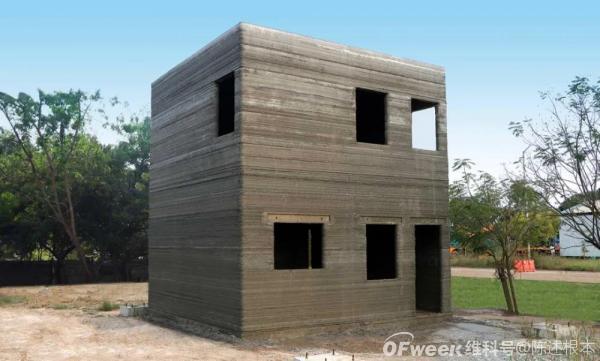 陈根:3D打印建筑,造房未来