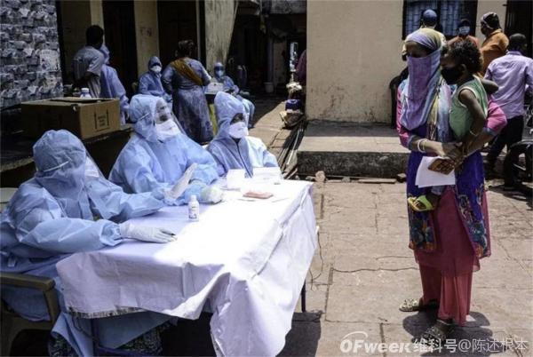 陈根:印度疫情,走向失控黑洞