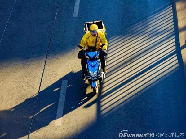 陈根:外卖骑手,不止困在系统里
