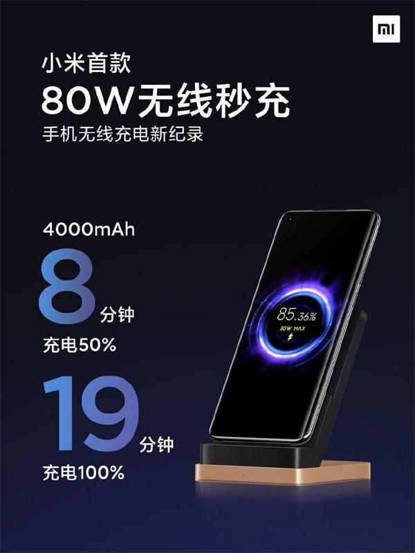 小米无线充电黑科技即将登场,iPhone 12无地自容!