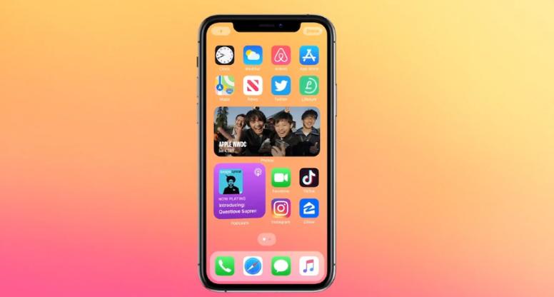 iOS14重磅功能即将上线,果粉期待已久了!