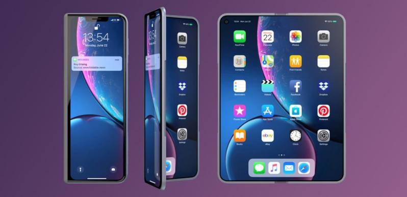 iPhone终于要上折叠版了,发布时间曝光!