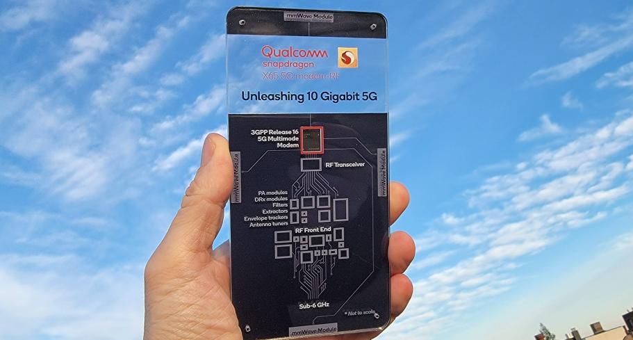 5G新高度,高通骁龙X65基带发布,新iPhone肯定能用上!