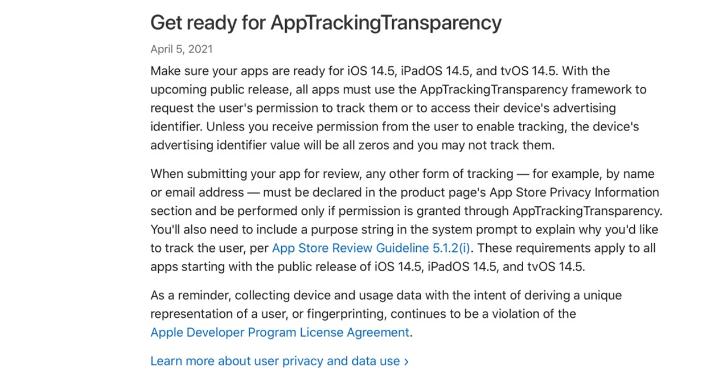 苹果确认,iOS14.5正式版重要更新很快发布,果粉拍手叫好!