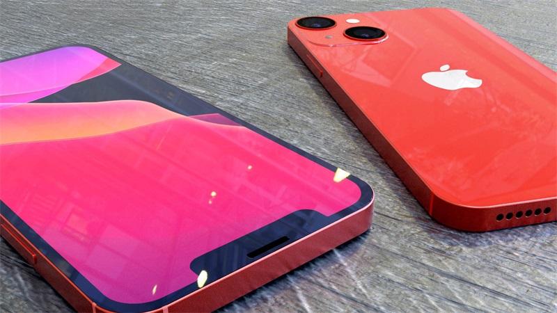 iPhone 13 mini真机设计图曝光,以后再无小屏旗舰!