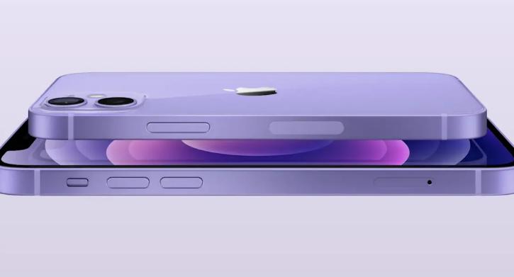 新款iPhone 12来了,好骚气的颜色!