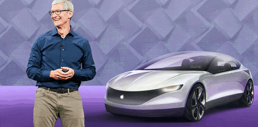 库克:苹果汽车确实存在!不缺钱的果粉又有了新目标!