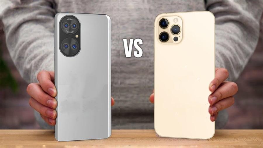 余承东:华为P50比iPhone 12流畅多了!