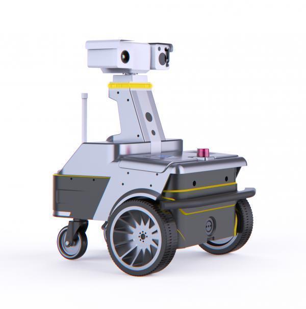 国辰机器人大力推进水电站巡检机器人智能应用
