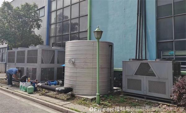 工业冷水机制冷剂故障现象如何判断和处理?