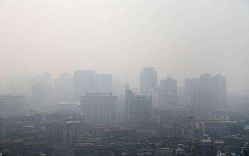 室内空气质量监测与传感器