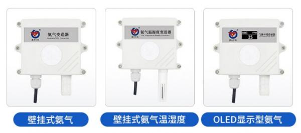 关于氨气传感器在工业中的监测