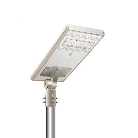 若日阳光照明|怎么确定太阳能路灯灯杆的高度?