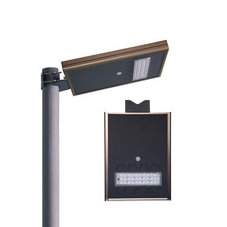 若日阳光照明 太阳能路灯杆的组装方法