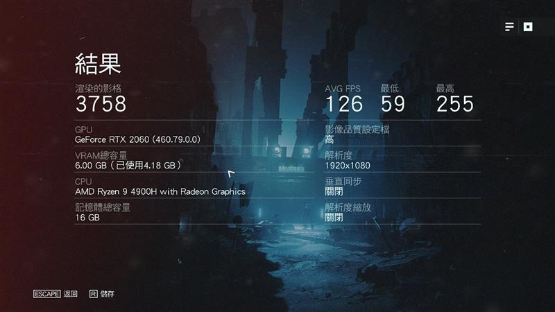 20款游戏实战!酷睿i7-10750H、锐龙9 4900H到底谁更强?