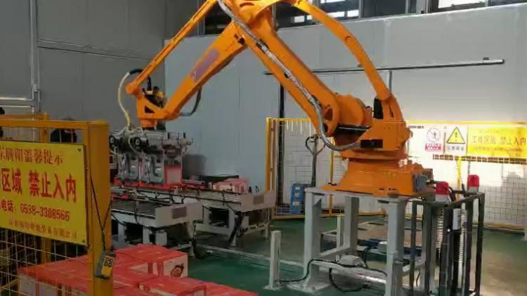 智能码箱机器人