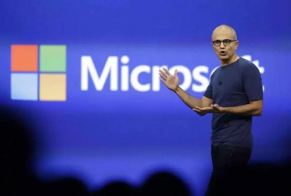 微软再创新高,距万亿美元还差一个涨停