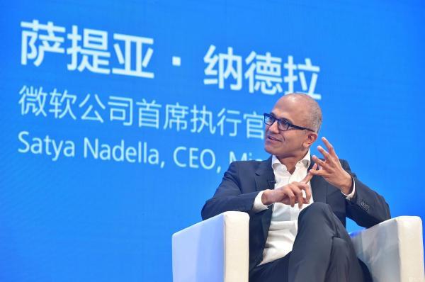 巨头进击新风口:微软收购物联网公司逐鹿万亿市场