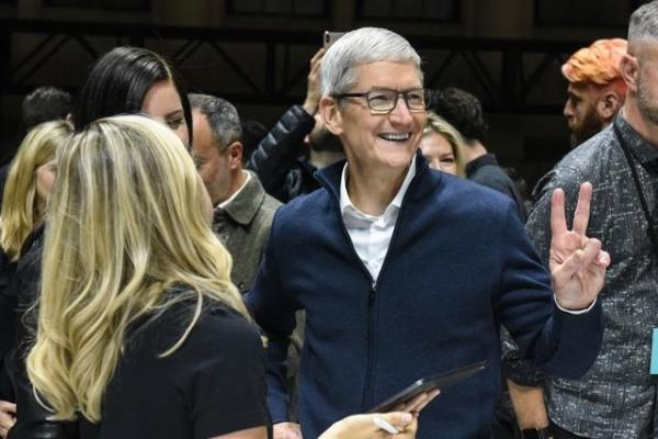 苹果市值触及万亿美元,华为上市能高过苹果吗?