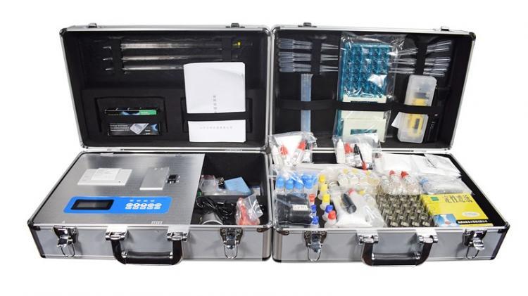 土壤微量元素检测仪分析复合肥中的全钾(视频操作教程)
