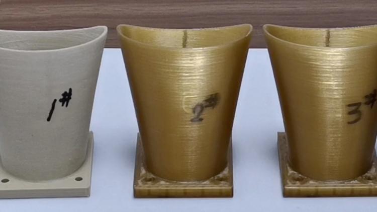 【老许说3D】高结晶和低结晶3D打印的PEEK材料退火实验