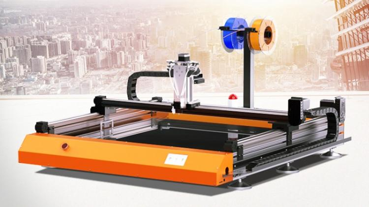 科维德发光字3D打印机