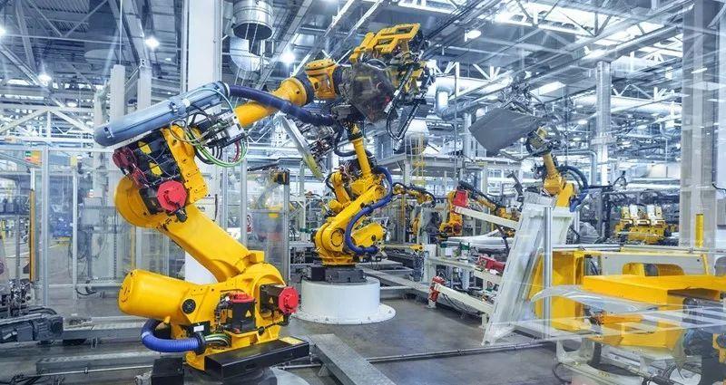 工业机器人快速增长 正在让我们加速接近未来