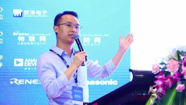 ADI工程师王良藩:智能传感技术助力物联网迈向新时代