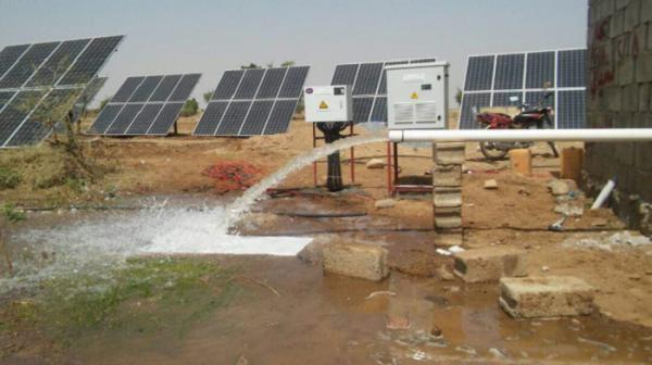 浅析光伏扬水系统的应用
