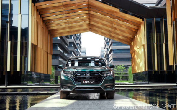 本田在华旗舰SUV,搭思域Type-R同源发动机,轴距2米8