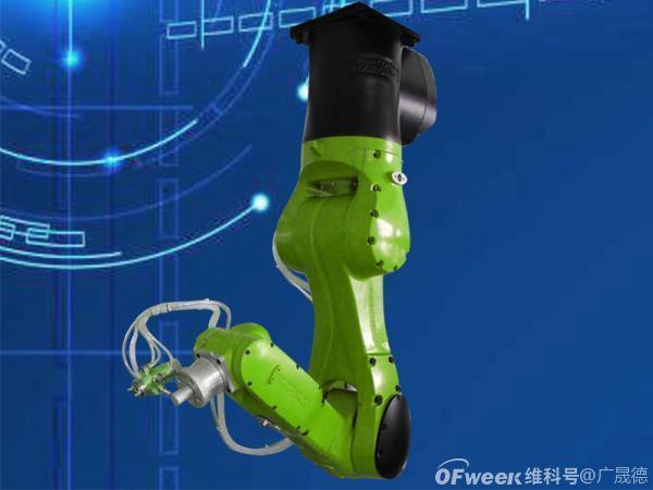 喷涂机器人特点和适用范围