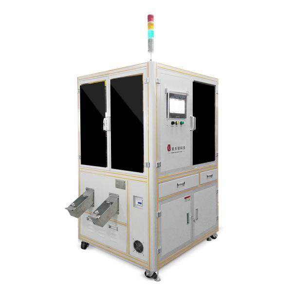 工业机器视觉检测系统在精密轴承的应用 精密轴承检测解决方案