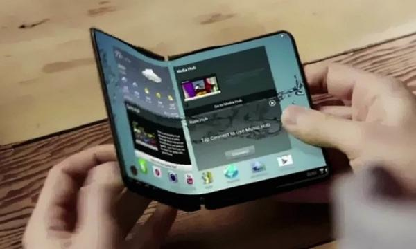 折叠屏手机,出道即巅峰?