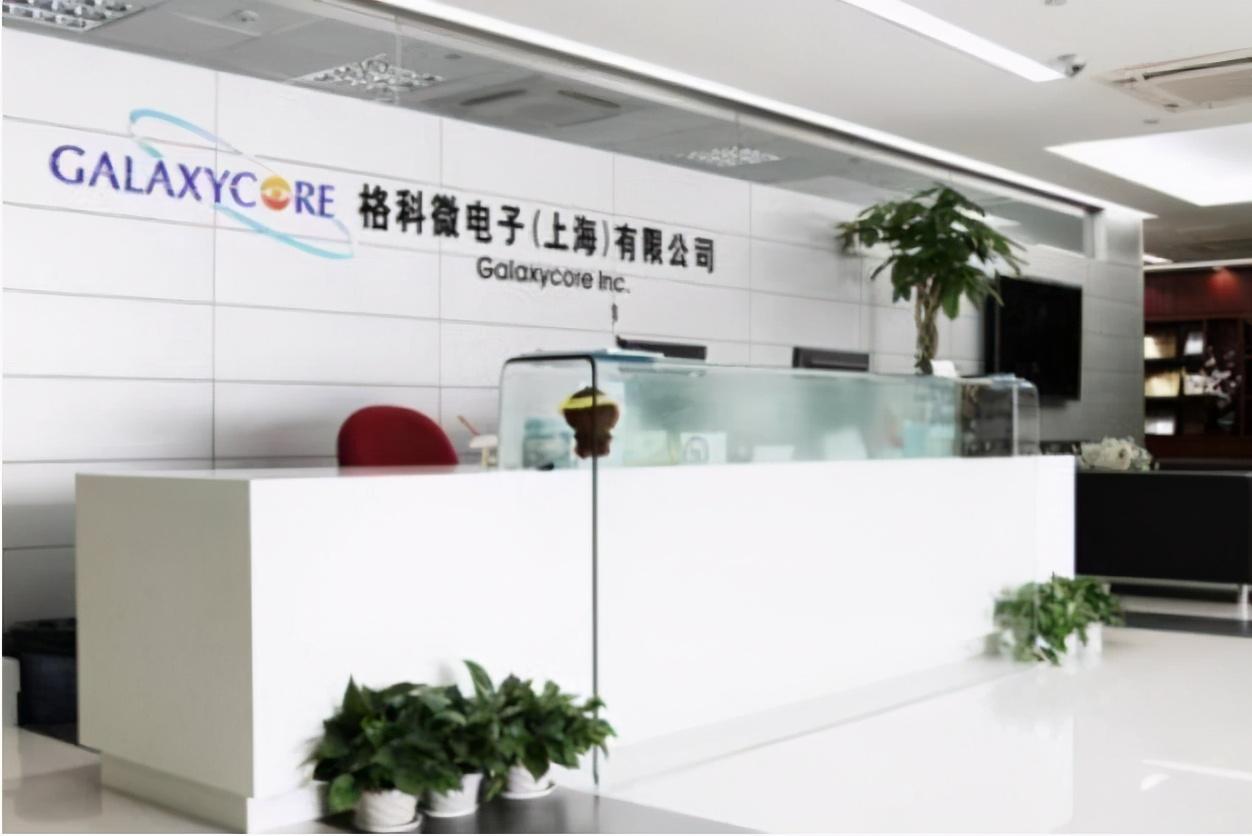 中国厂商横刀立马!CMOS芯片全球第一,拿下全球50%+的销量