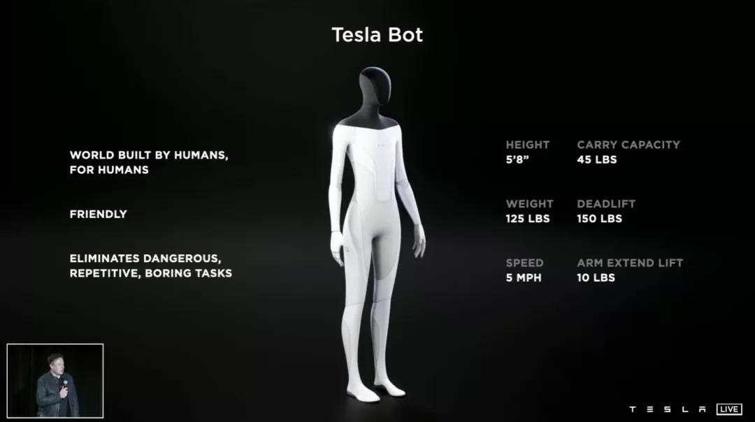 马斯克一心想要改变世界?研发人型机器人,还想造世界第一超算