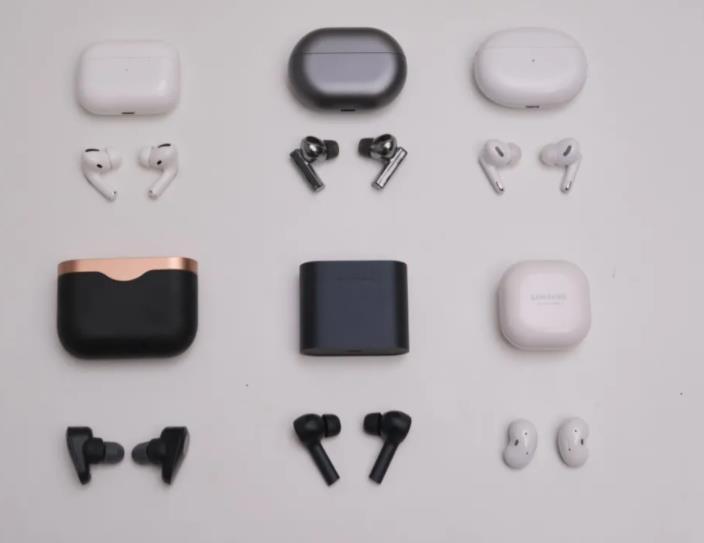 TWS耳机:苹果下滑30%,依然第1,小米第2,三星第3,华为第10