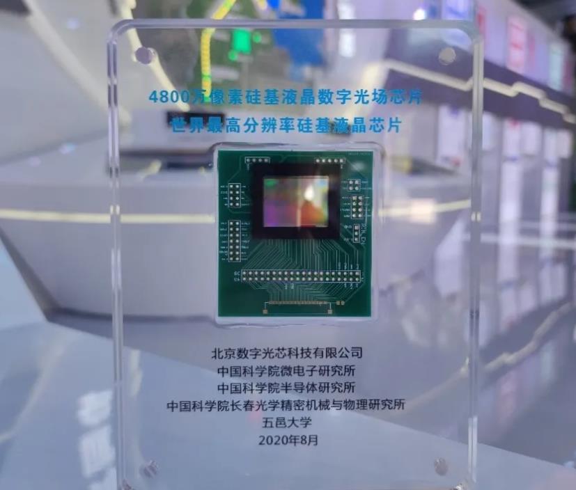 4800万像素,全球最高的国产液晶芯片,到底牛在哪里?