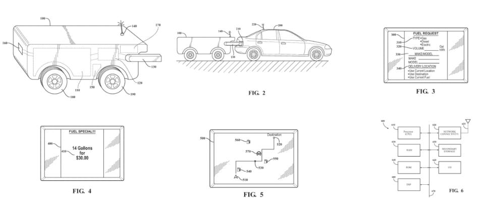 丰田新专利曝光:自主加油/充电无人机( drone)系统