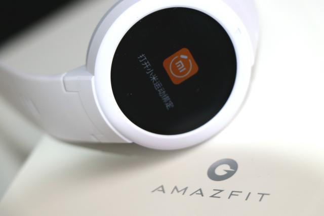 体验huami AMAZFIT智能手表的青年版:20天电池续航时