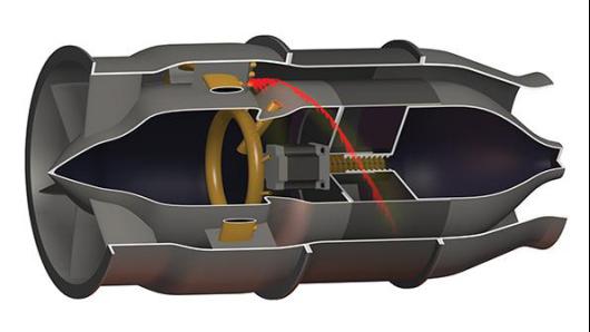 旋转爆震发动机首次出现在ATTAM倡议项目中