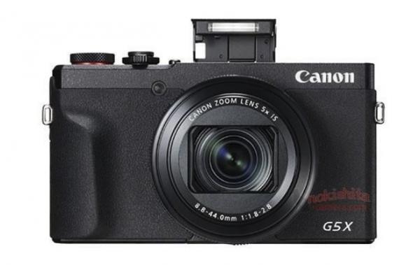 佳能PowerShot G5 X Mark II相机规格曝光