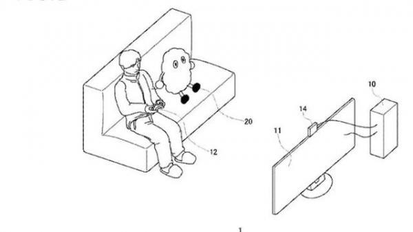 索尼陪玩机器人专利曝光:可以感知玩家情绪