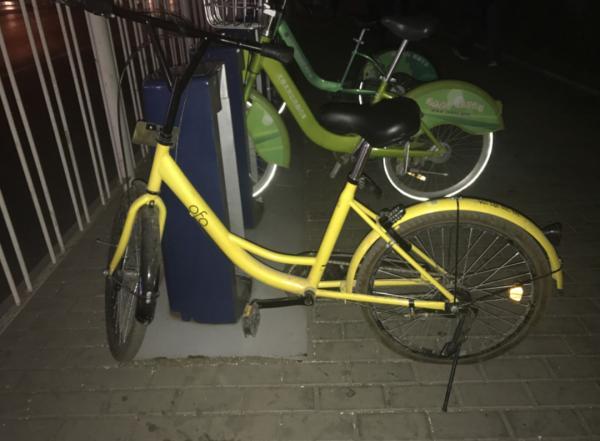 在中国风靡的共享单车 为什么在美国折戟?