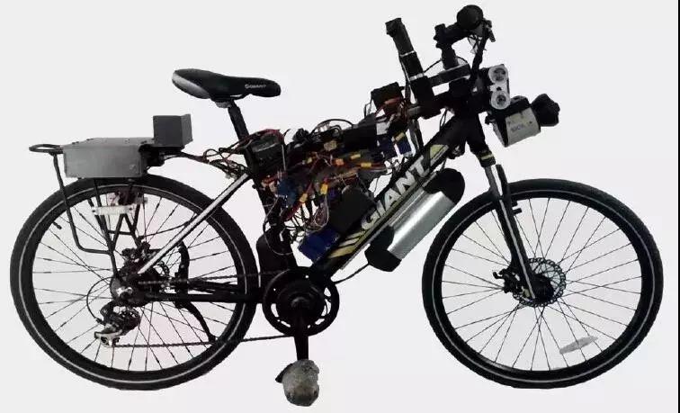 """清华""""无人驾驶自行车""""或将解决物流行业""""最后一公里""""问题-领骑网"""