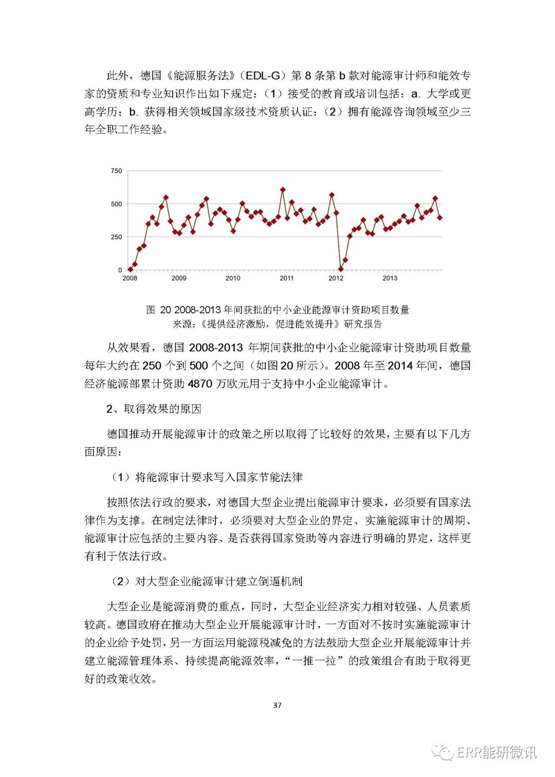 giz发布报告《德国节能政策研究》
