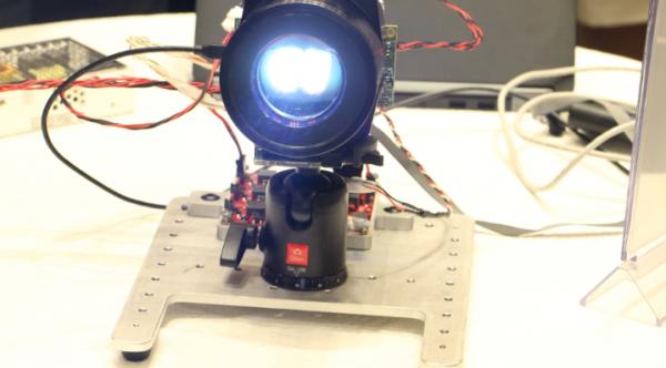 激光投影技术在激光电视上的应用