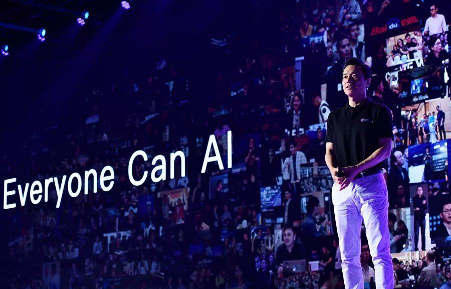 第二届百度AI开发者大会上,李彦宏交出了怎样的成绩单?6