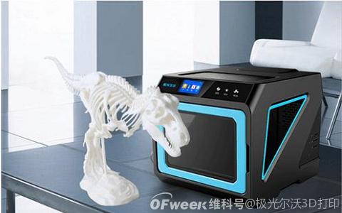 教你从六个方面判断3d打印机的档次及品质