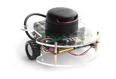机器人底盘部分如何快速集成?